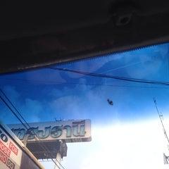 Photo taken at ปากทางเมืองทองธานี by Jalane N. on 2/23/2014
