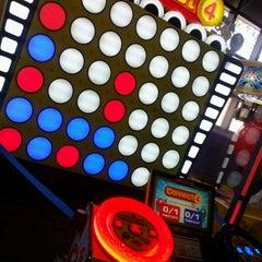 Photo taken at GameTime by Bobbie-jo G. on 4/25/2013