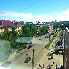 Photo taken at На Крыше by Александр Д. on 6/6/2013