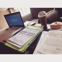 Photo taken at Starbucks Coffee by Shotie U. on 7/10/2015