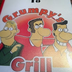 Photo taken at Grumpy's Grill by MCLife w. on 10/16/2014