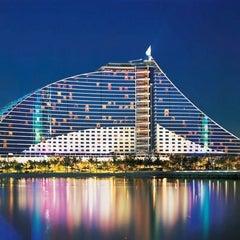 Photo taken at Jumeirah Beach Hotel فندق جميرا بيتش by 🎀💞*Sweety*💞🎀 on 3/23/2013