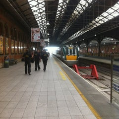 Photo taken at Dublin Connolly Railway Station by Juan P. on 8/25/2013