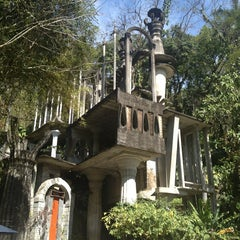 Photo taken at Jardin Edward James Xilitla by Steffi H. on 3/17/2013