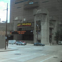 Photo taken at Alley Theatre by Kate Erin C. on 7/1/2013