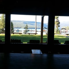 Photo taken at Redfish Lake Lodge by Scott N. on 7/6/2013