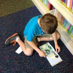 Photo taken at Northwest Library by Johanna J. on 5/22/2013