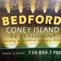 Photo taken at Bedford Coney Island by Shawn S. on 10/14/2012