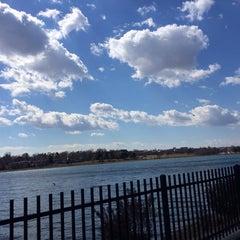 Photo taken at Lake Montebello by George B. on 3/15/2014