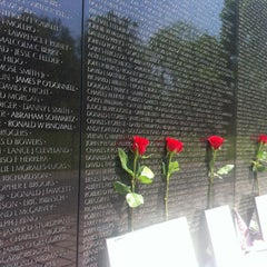 Photo taken at Vietnam Veterans Memorial by Dr. A on 5/10/2013