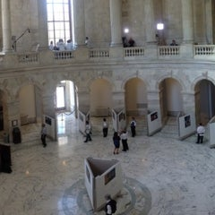 Photo taken at Russell Senate Building by Skip N. on 4/10/2013