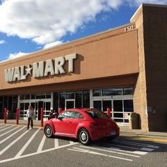 Photo taken at Walmart by Michael D. on 10/19/2014
