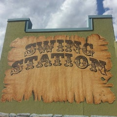 Photo taken at Swing Station by James G. on 4/28/2013
