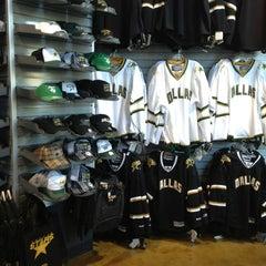 Photo taken at Fan Shop by Judy F. on 3/16/2013