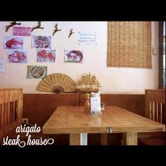 Photo taken at Arigato Steak House by Aren V. on 3/16/2013