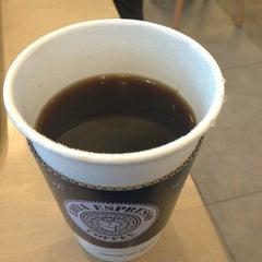 Photo taken at EDIYA COFFEE by Teddy B. on 2/13/2013