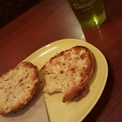 Photo taken at Panera Bread by Johanneryck V. on 11/15/2015