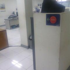 Photo taken at Bank Mandiri Juanda by Diyon F. on 4/22/2013