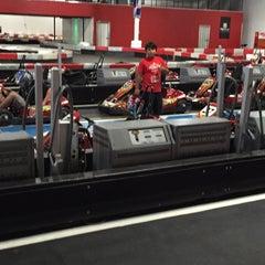 Photo taken at K1 Speed Anaheim by Arturo C. on 6/14/2015