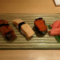 Photo taken at Sakana Japanese Restaurant by Sergei S. on 12/13/2014