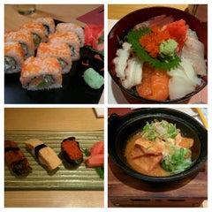 Photo taken at Sakana Japanese Restaurant by Sergei S. on 12/14/2014