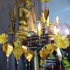 Photo taken at วัดพุทธมงคลนิมิตร (Wat Buddhamongkolnimit) by Thanapoom S. on 6/21/2014
