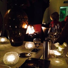 Photo taken at ml restaurant by Maria A. on 11/6/2013