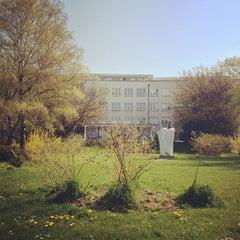Photo taken at Ekonomski fakultet (EFZG) by Marko B. on 4/18/2013