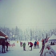 Photo taken at Cypress Mountain by Kaishin C. on 12/23/2012