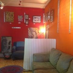 Photo taken at The International Boba House & Internet Cafe by Lorena F. on 5/8/2013