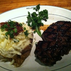 Photo taken at Hillstone Restaurant by Makenzie O. on 3/19/2013