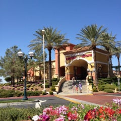 Photo taken at Desert Hills Premium Outlets by Prim P. on 9/26/2012