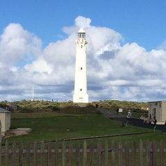 Photo taken at Cape Leeuwin Lighthouse by Silvino562 on 5/25/2015
