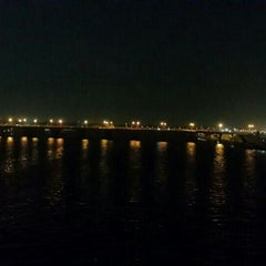 Photo taken at Sabarmati River Front by Beena M. on 7/2/2015