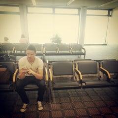 Photo taken at Terminal 1 by Tom M. on 10/5/2012