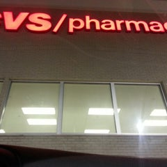 Photo taken at CVS/Pharmacy by Brittany F. on 3/31/2013