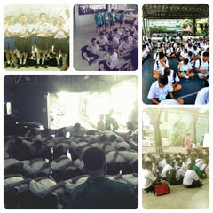 Photo taken at โรงเรียนทวีธาภิเศก (Taweethapisek School) by Arm T. on 4/29/2013