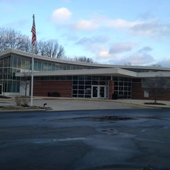 Photo taken at Northwest Library by Jennifer M. on 3/19/2013