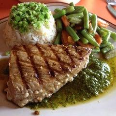 Photo taken at El Ganadero - Steak House by Chicho on 6/5/2013