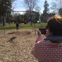 Photo taken at Cedar Creek Park by Bill F. on 4/19/2014