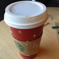 Photo taken at Starbucks by Asia on 11/23/2012