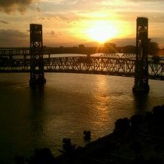 Photo taken at Hyatt Regency Jacksonville Riverfront by Jeni B. on 11/16/2011