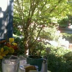 Photo taken at Roycroft Inn by Adrian R. on 9/16/2012