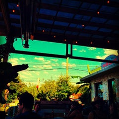 Photo taken at Bouldin Creek Café by Freedom R. on 6/6/2013