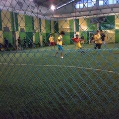 Photo taken at Star Futsal by Srianovita on 4/11/2013