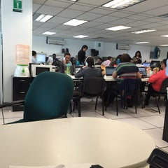 Photo taken at IMSS Oficinas Centrales by Geovanni Q. on 7/28/2015
