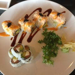 Photo taken at Midori Sushi II by Andrew D. on 6/22/2013