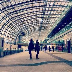 Photo taken at Stazione Torino Porta Susa by Ko P. on 4/3/2013