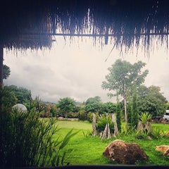 Photo taken at Paicome Hideaway Resort Pai by Alice C. on 8/8/2013