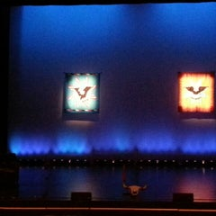 Photo taken at McCain Auditorium by William H. on 11/9/2014